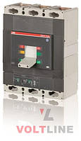 Автоматические выключатели Tmax свыше 800А T7S 1000 PR232/P LSI In=1000A 3p F F M