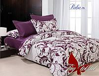 1,5-спальное постельное белье с компаньоном из ранфорса