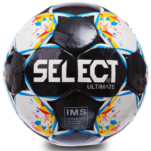 М'яч футбольний PU ST ULTIMATE ST-11-2