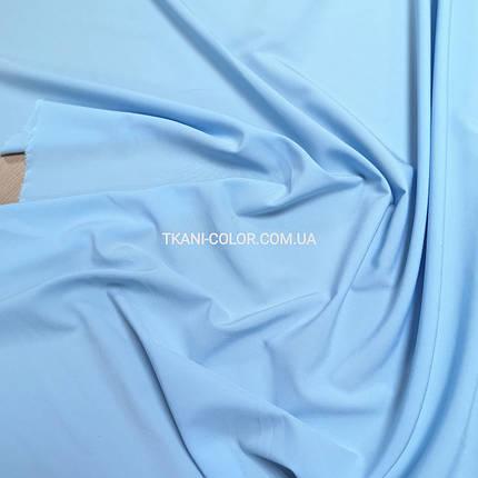 Ткань супер софт голубой, фото 2