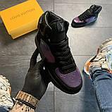 Женские кроссовки Louis Vuitton Boombox, кроссовки луи виттон бумбокс, фото 3