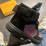 Женские кроссовки Louis Vuitton Boombox, кроссовки луи виттон бумбокс, фото 7
