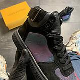 Женские кроссовки Louis Vuitton Boombox, кроссовки луи виттон бумбокс, фото 4