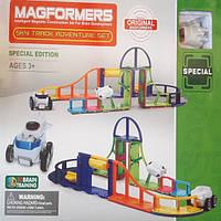 Детский магнитный трек конструктор Magformers LQ644/45 (2 вида)