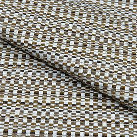 Ткань для обивки мягкой мебели шенилл Берна бежевого цвета