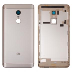 Задняя крышка Xiaomi Redmi Note 4X Snapdragon золотая