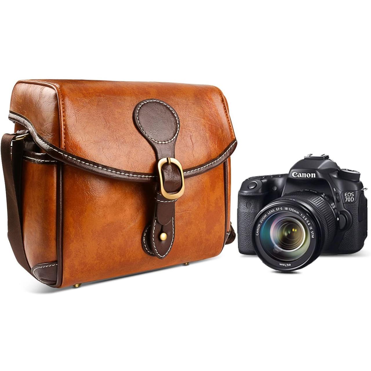 Фотосумка mini універсальна протиударна Canon EOS, Nikon, Sony, Olympus ( код: IBF040K )