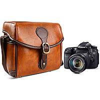 Фотосумка mini универсальная противоударная Canon EOS, Nikon, Sony, Olympus ( код: IBF040K )
