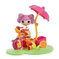 Смешинка велосипедистка Спортивные игры 530411