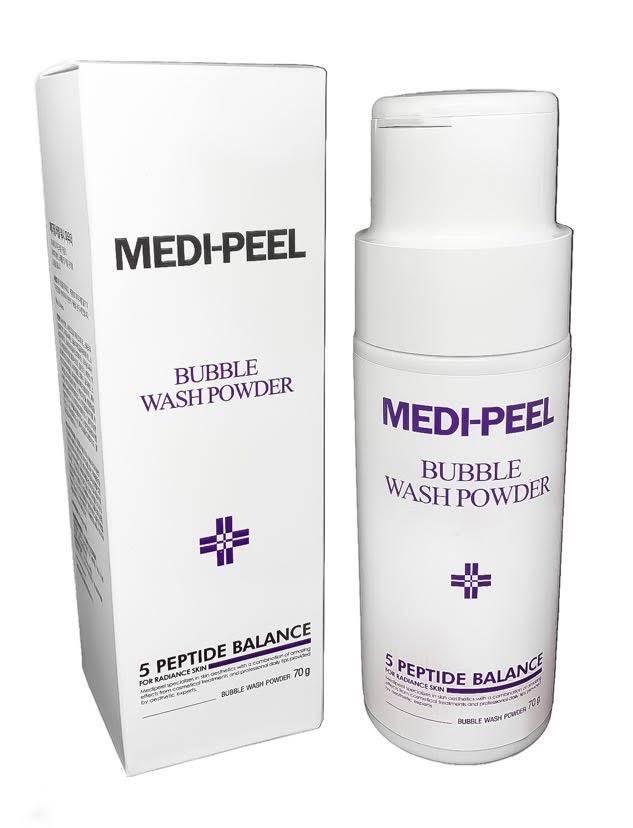 Ензимна пудра для вмивання MEDI-PEEL Bubble Wash powder