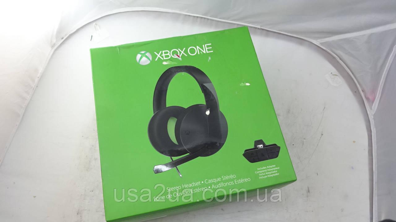 Игровые наушники XBOX One оригинал Гарантия Кредит Доствка
