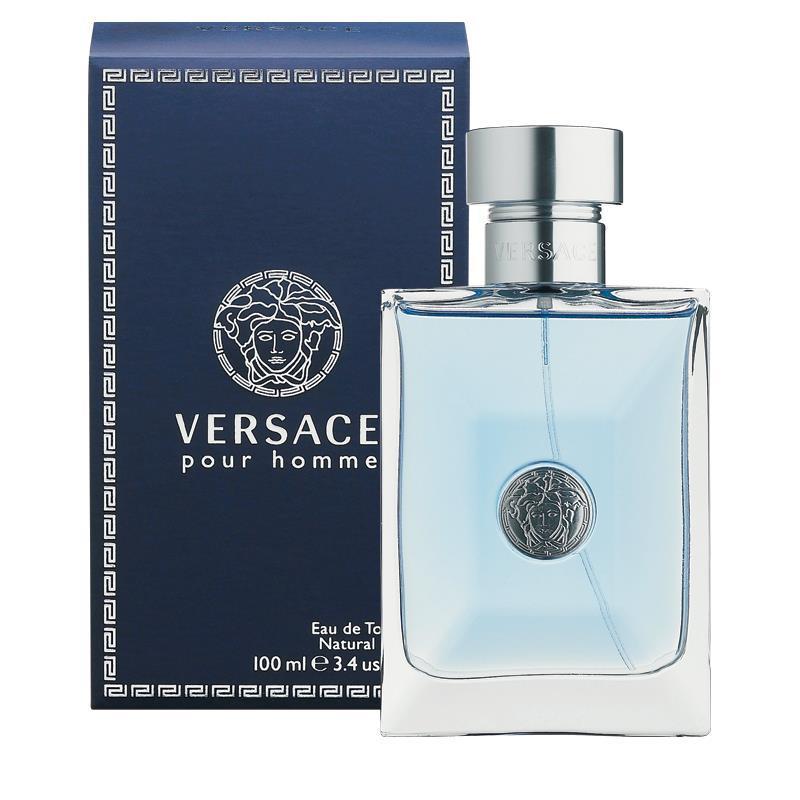 Versace Versace Pour Homme Туалетная вода 100 ml (Версаче Пур Хоме Хом Хоум) Мужской Парфюм Аромат Духи