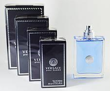 Versace Versace Pour Homme Туалетная вода 100 ml (Версаче Пур Хоме Хом Хоум) Мужской Парфюм Аромат Духи, фото 2