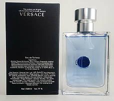 Versace Versace Pour Homme Туалетная вода 100 ml (Версаче Пур Хоме Хом Хоум) Мужской Парфюм Аромат Духи, фото 3