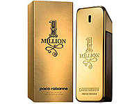 Paco Rabanne 1 Million Туалетная вода 100 ml (Пако Рабан Один Миллион) Мужской Парфюм Аромат Духи