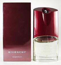 Givenchy Pour Homme Туалетная вода 100 ml (Живанши Пур Хом Хоум Красный) Мужской Парфюм Аромат Духи, фото 2