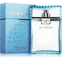 Versace Man Eau Fraiche Туалетная вода 100 ml (Версаче Мен Еау Фреш) Голубые