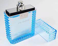Versace Man Eau Fraiche Туалетная вода 100 ml (Версаче Мен Еау Фреш) Голубые, фото 3