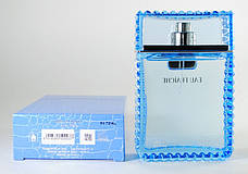 Versace Man Eau Fraiche Туалетная вода 100 ml (Версаче Мен Еау Фреш) Голубые, фото 2