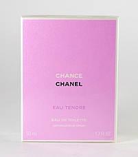 Chanel Chance Eau Tendre Туалетная вода 100 ml (Шанель Шанс Тендер) Женские туалетные воды Парфюм Духи Пробник, фото 3