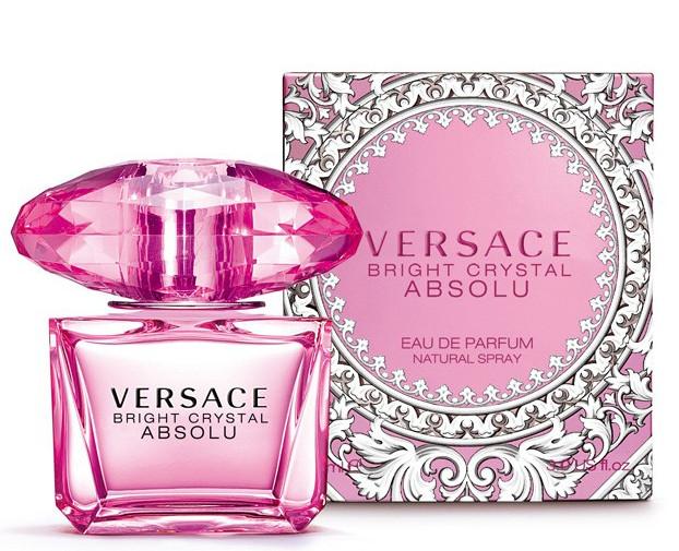 Versace Bright Crystal Absolu Парфюмированная вода 90 ml (Версаче Брайт Кристал Абсолют Абсолю) Женский Парфюм
