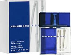 Armand Basi In Blue Туалетная вода 100 ml (Арманд Баси Ин Блу Блю) Мужской Парфюм