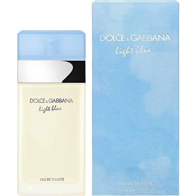 Dolce & Gabbana Light Blue Pour Femme Туалетная вода 100ml D&G (Дольче Габана Габанна Лайт Блю Пур Фемме Фим)