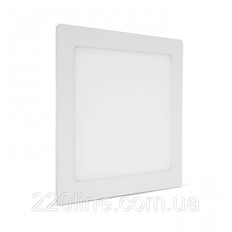 Светодиодный светильник Feron AL502 20W белый