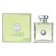 Versace Versense Туалетная вода 100 ml (Версаче Версенсе Зеленые Версенс) Женский Аромат Парфюм Духи