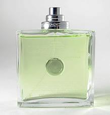 Versace Versense Туалетная вода 100 ml (Версаче Версенсе Зеленые Версенс) Женский Аромат Парфюм Духи, фото 3