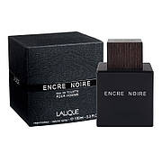 Lalique Encre Noire Парфюмированная вода 100 ml (Лалик Энкре Нуар Нуа) Мужской Парфюм Духи Аромат Туалетная