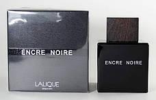Lalique Encre Noire Парфюмированная вода 100 ml (Лалик Энкре Нуар Нуа) Мужской Парфюм Духи Аромат Туалетная, фото 3
