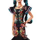 Коллекционная кукла Барби День мертвых, фото 2