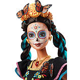 Коллекционная кукла Барби День мертвых, фото 4