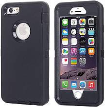 ULTRA TOUGH SHOCKPROOF case чехол для iPhone 6/6S Plus Black