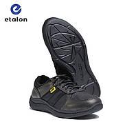 Кроссовки облегченные ARS-6122 черные, фото 1