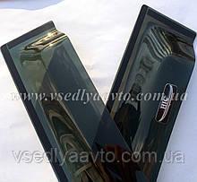 Дефлекторы окон на CHERY Tiggo с 2006-2013 гг.