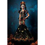 Коллекционная кукла Барби День мертвых, фото 7