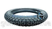 Резина на мотоцикл 3.50-18 шип SRC Вьетнам камерная, фото 2