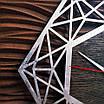 Часы с ефектом серебра, фото 2