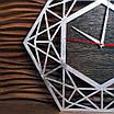 Часы с ефектом серебра, фото 3