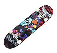 "Скейтборд (скейт) ""БОКАЛ"", фото 1"