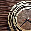 Часы с ефектом золота, фото 2