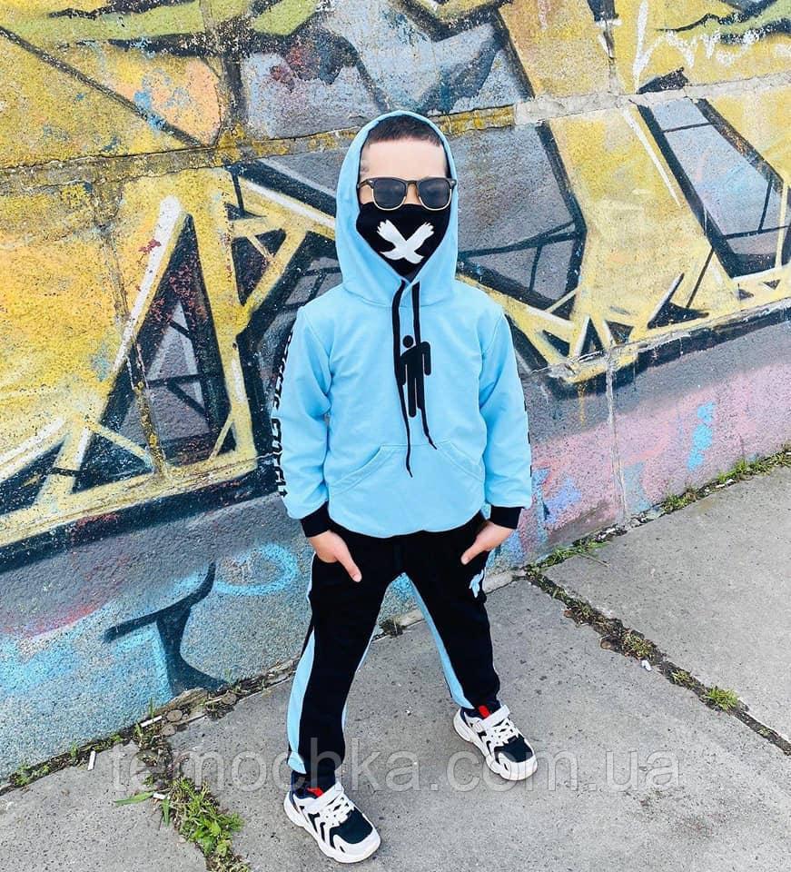 Спортивный костюм комлпект для мальчика Billie Eilish Айлиш