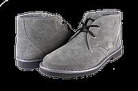 Женские  ботинки женские на шнурках inblu 1101c1сер серые   весенние , фото 1