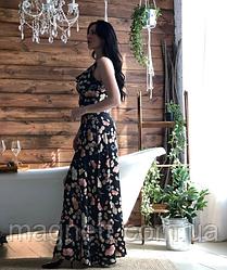 Платье шелк армани