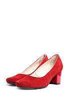 Красные замшевые туфли 37, 40