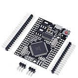 Arduino Mega 2560 PRO, ATmega2560-16AU, MicroUSB CH340G, фото 6