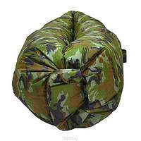 Надувной матрас мешок шезлонг Ламзак AIR ARMY