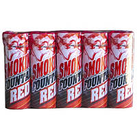 Дымовая Шашка Ручная Красная Maxsem MA0509 (5шт)